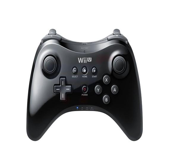 Nintendo Wii U Pro Gamepad Controller Remote
