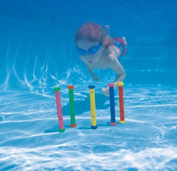intex Underwater play sticks, 55504