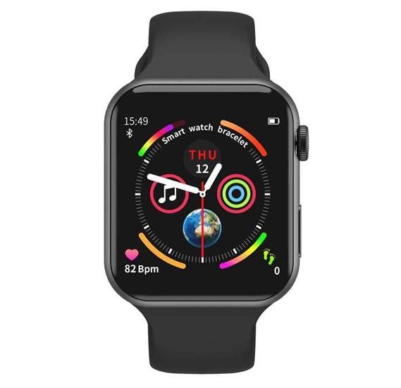 Generic A109 Stylish Bluetooth Smart Watch