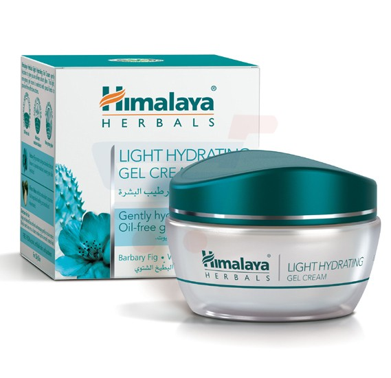 Himalaya Light Hydrating Gel Cream (Premium) 50 GM - NHS0193