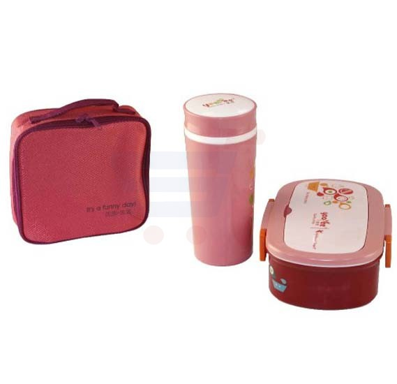 Buy Lunch Bottle With Bottle Amp Hot Keeper Bag 592 Online
