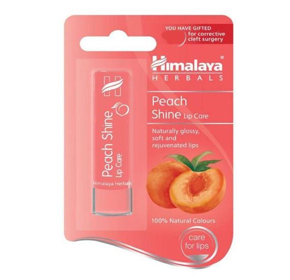Himalaya Peach Lip Balm 4 5gm - Nhm0009