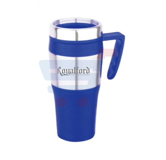 RoyalFord 16 OZ Travel Mug - RF6153