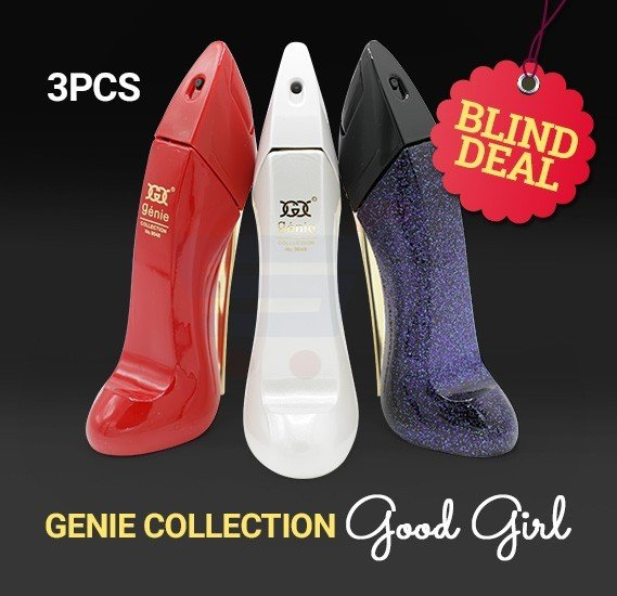 Genie collection blind deal 3 in 1 combo 9046,9046,9048 25ml