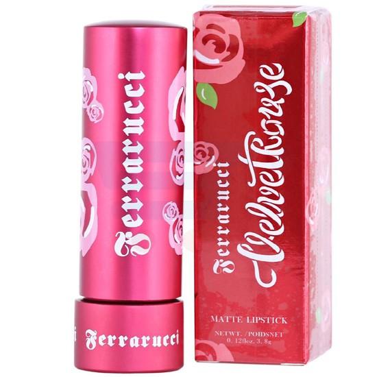 Ferrarucci Velvet Rouge Lipstick 3.8g, Girl Talk Pink