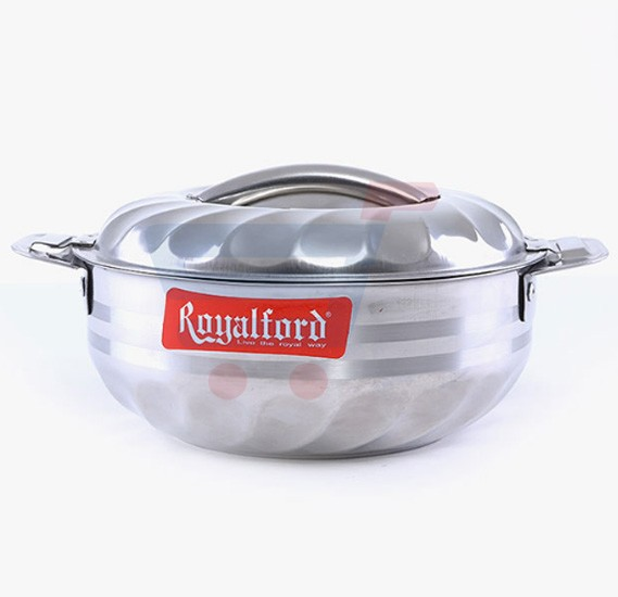 Royalford Stainless Steel Hot Pot 1.5 Ltr (stella) - RF5930
