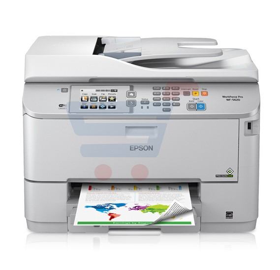 Epson WorkForce Pro WF-5620 Network Multifunction Color Printer