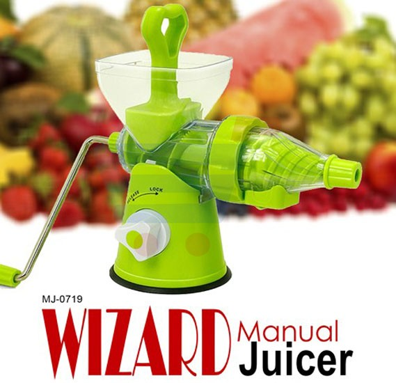 Wizard Manual Juicer - MJ-0719