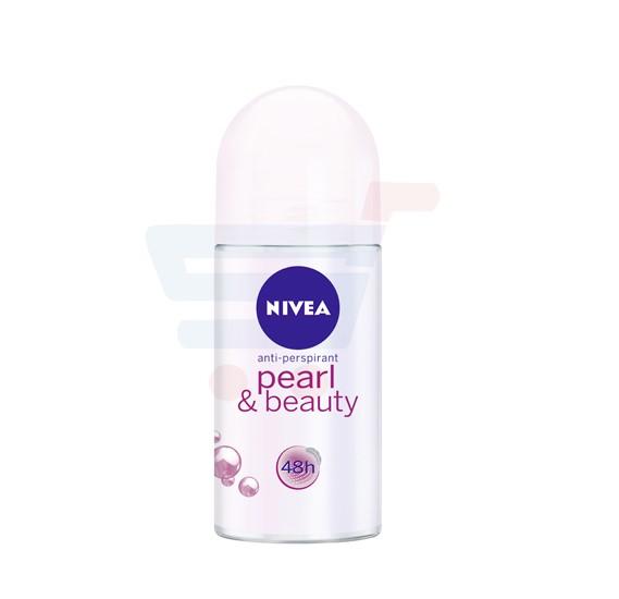 NIVEA Pearl & Beauty Roll-On For Women 50 ML