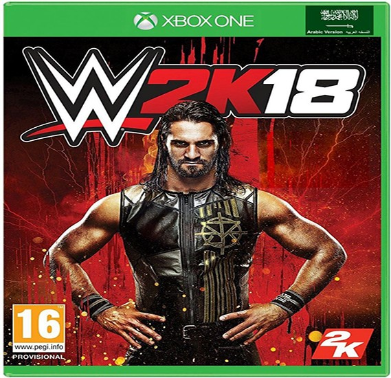 2K Games WWE 2K18 For Xbox One