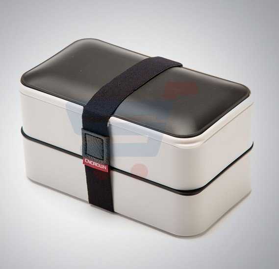 b8061500ad8 Buy Royalford 2 Layer Lunch box with Insulated bag - RF8711 Online Dubai