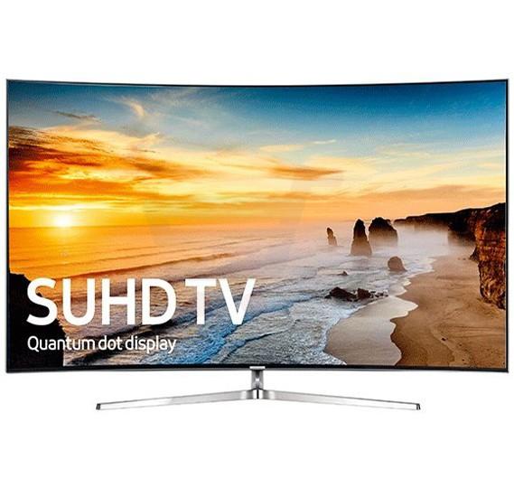 Samsung 78 Inch 4K Super Ultra HD Curved LED Smart TV  78KS9500