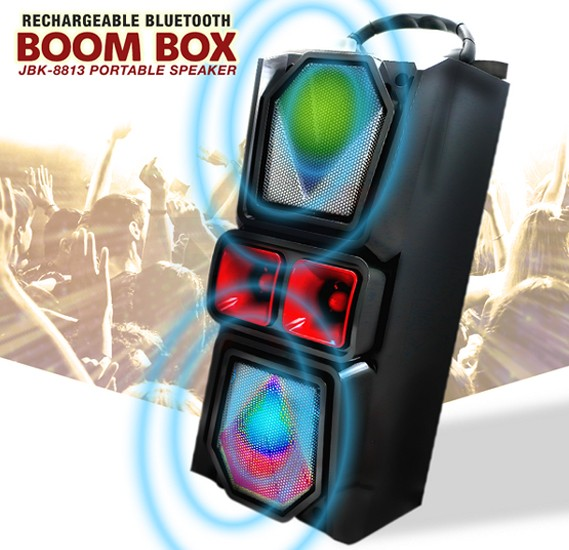 Portable Bluetooth Speaker, JBK-8813