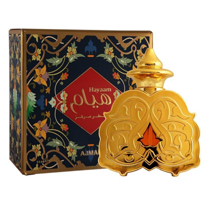 Ajmal Perfume Hayam Perfume Oil 14 Ml,Unisex,6293708009152
