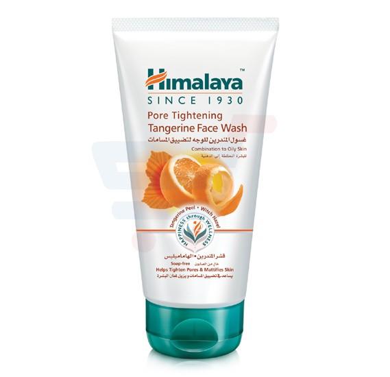 Himalaya Pore Tightening Tangerine Face Wash 150 ML - NHS0355