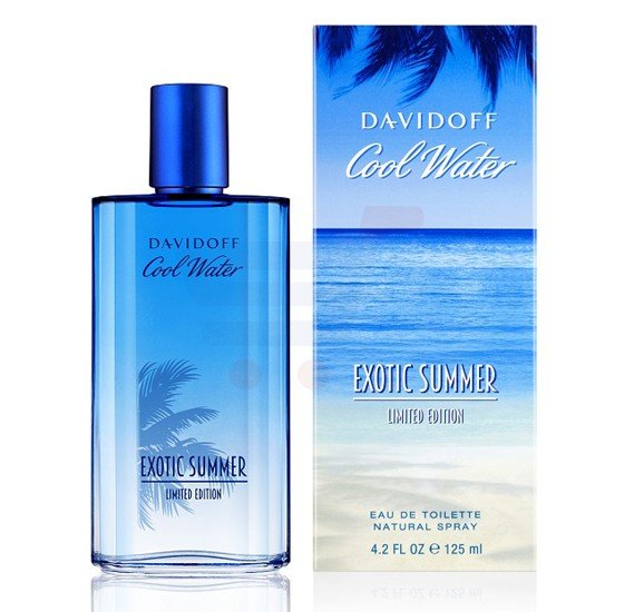 Davidoff Cool Water Exotic Summer EDT 125ml For Unisex