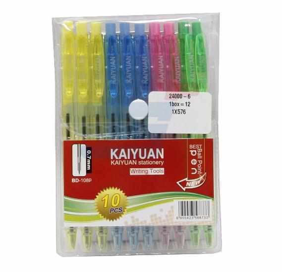10 pieces Pen Set 24000-6