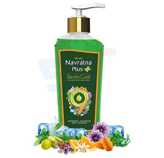 Himani Navratna Revita Cool Oil 200ml