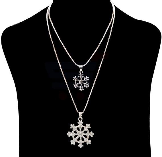 Fashion Jewelry winter cristmas Necklace NO.FJ-409