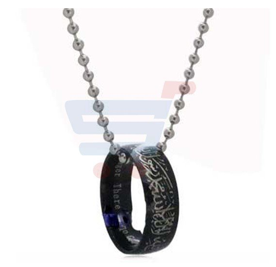The Shahada Stainless Steel Necklace For Men