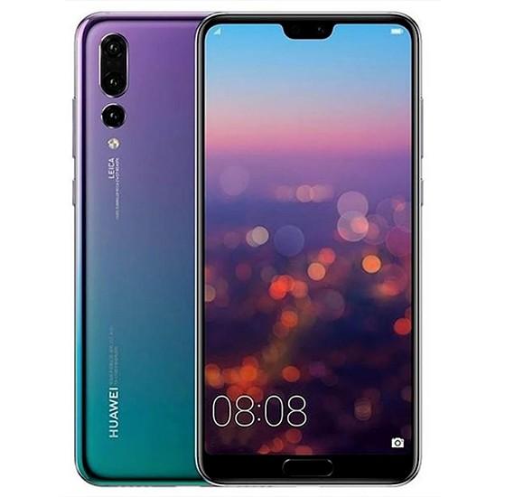 Huawei P20 Pro Dual SIM 128GB, 6GB RAM, 4G LTE, Blue