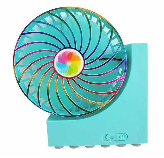 Cabula powered Fans for tables