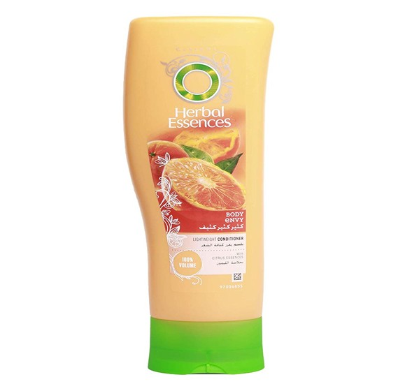 Herbal Essences Body Envy Lightweight Conditioner with Citrus Essences 360 ml,39104