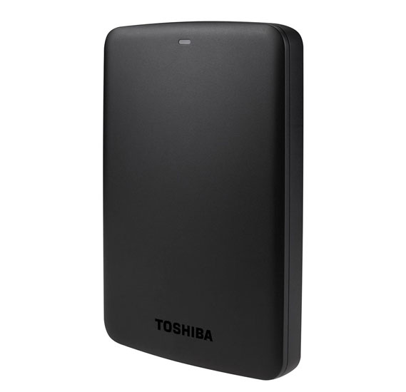 Toshiba Canvio Basic External Hard Disk 500GB