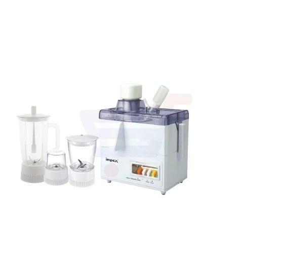 Impex Juicer Blender Mincer Mill 4 In 1 Impex ,JB 414A