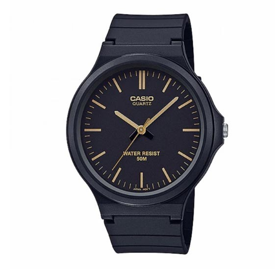 Casio MW-240-1E2VDF Youth Analog Mens Timepieces Series Resin Band Watch