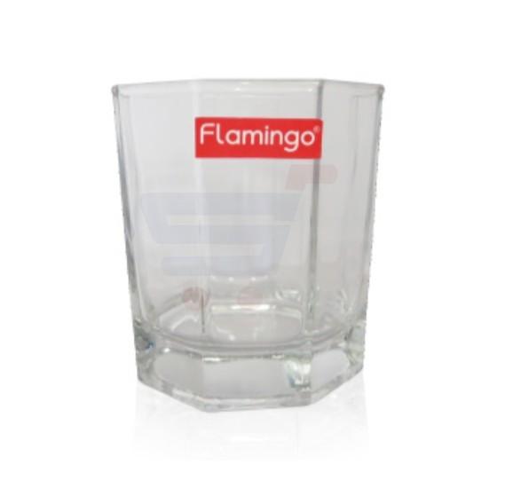 Flamingo Glass Set - FL5614GWC
