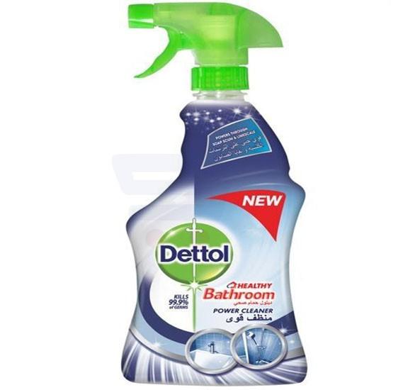 Dettol Healthy Bathroom Power Cleaner Spray 500ml