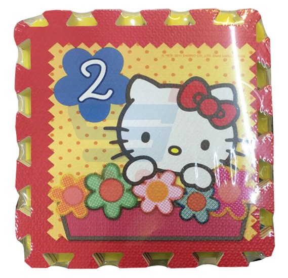 Eva 8 piece puzzle for kids