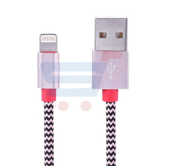 Hoco Silica Assemble Lightning Charging Cable U4