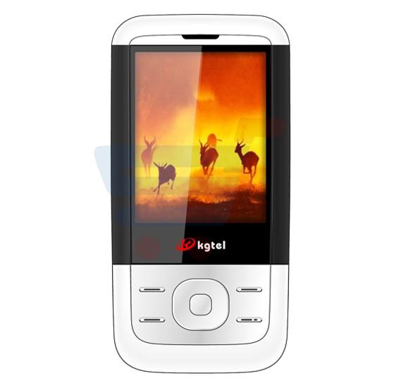 KGTel Z3,2.4 Inch QVGA,Dual SIM,Bluetooth,USB,FM Radio-Black