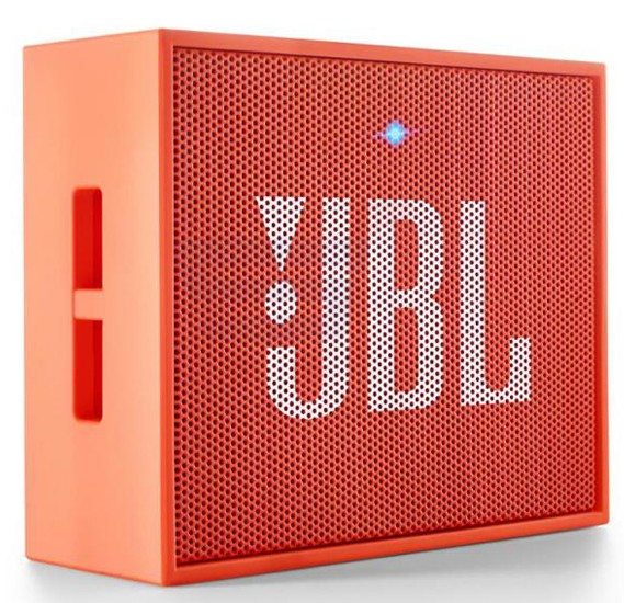 JBL GO Portable Wireless Bluetooth Speaker- Orange