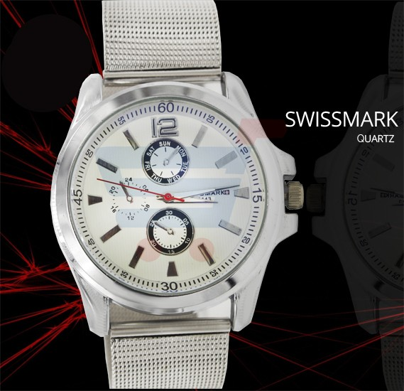 Quartz Analog Watch For Men-SMW120