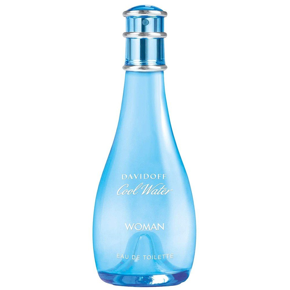 Davidoff Cool Water 100ml Edt Spray For Women