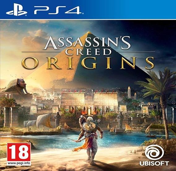 Ubisoft Assassin Creed Origins For PS4