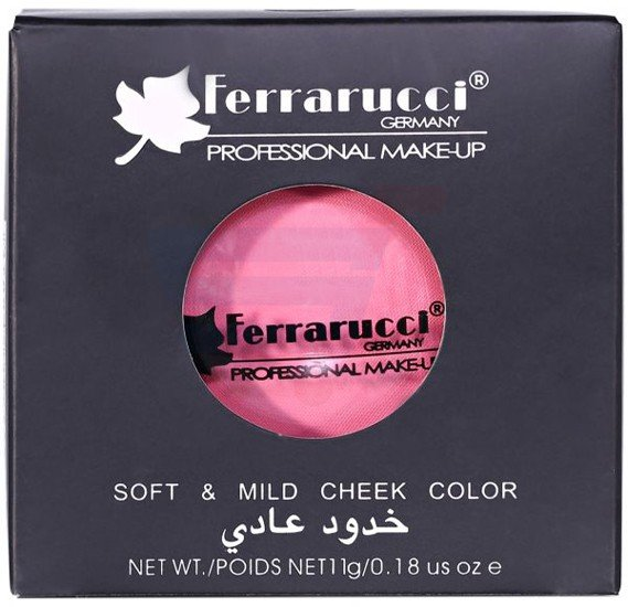 Ferrarucci Soft and Mild Cheek Color 11g, 08