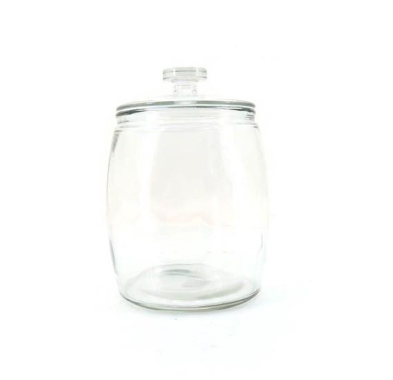 Stories Vacuum Glass Jar Extra Large  STR14246