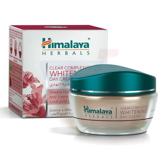 Himalaya Clear Complexion Whitening Day Cream (Premium) 50 GM - NHS0184