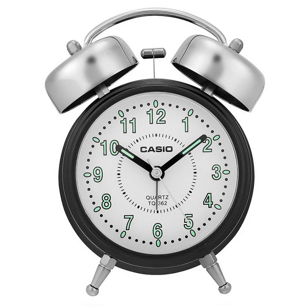 Casio Analog  Table Clock, TQ-362-1BDF