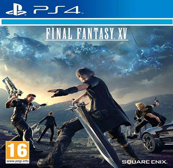 Square Enix Final Fantasy XV For PS 4