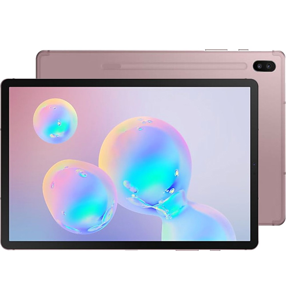 Samsung Galaxy Tab S6 6GB Ram, 128GB Internal, 10.5 Inch, 4G LTE, Rose Blush