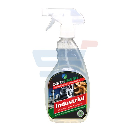 Delta Green Industrial All Purpose Cleaner, 650 ml