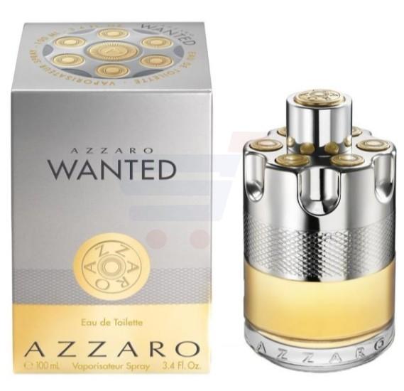 Azzaro Wanted EDT 100 Ml