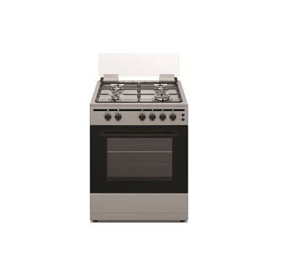 Electric Oven With 4 Burner Gas Cooker