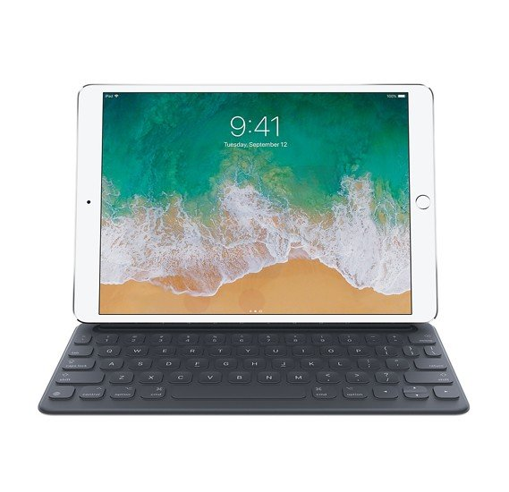 Apple 10.5 Inch iPad Pro Smart Keyboard - MPTL2