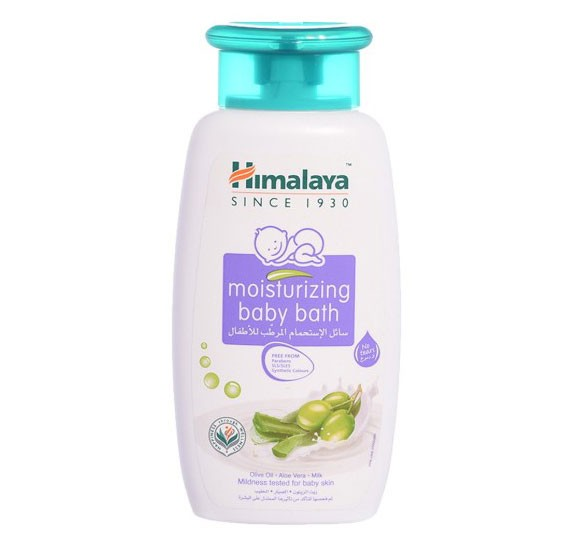Himalaya Moisturizing Baby Bath 400 ml